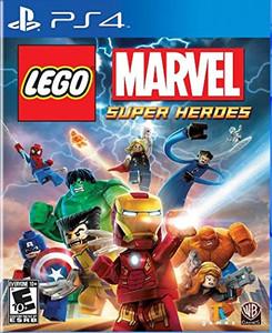 Lego Marvel Super Heroes - PlayStation 4 Game