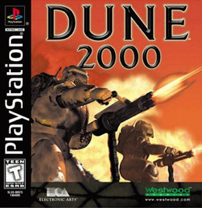 Dune 2000 - PS1 Game
