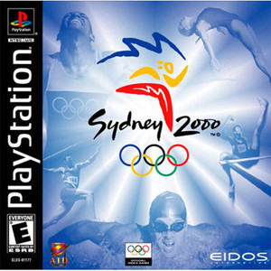 Complete Sydney 2000 - PS1 Game