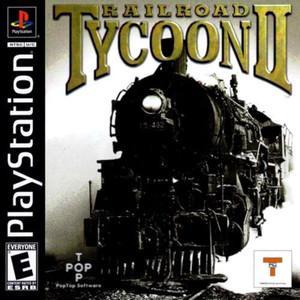 Railroad Tycoon II - PS1 Game