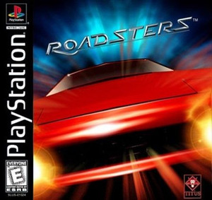 Roadsters - PS1 Game
