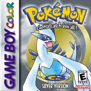 New Factory Sealed Pokemon Silver - Game Boy Color