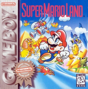 Complete Super Mario Land Players Choice - Game Boy