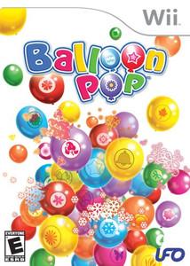Balloon Pop - Wii Game