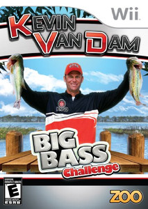 Kevin Van Dam Big Bass Challenge - Wii Game