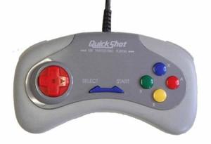 Quick Shot Controller QS-182 - SNES