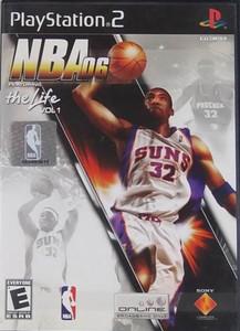 NBA 06 - PS2 Game