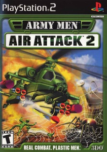 Army Men Air Attack 2 - PS2 Game