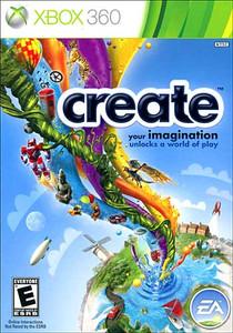 Create - Xbox 360 Game