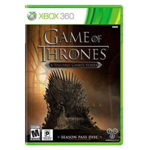 Game of Thrones A Telltale Game Series - Xbox 360