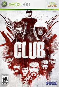Club, The - Xbox 360 Game