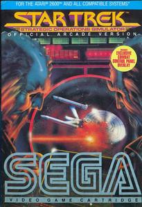 Star Trek - Atari 2600 Game