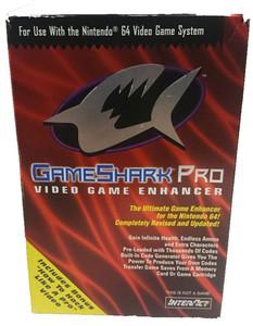 Complete GameShark Pro V.3 - Nintendo 64