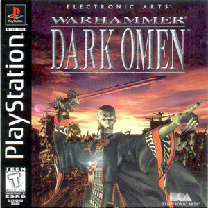 Warhammer Dark Omen - PS1 Game