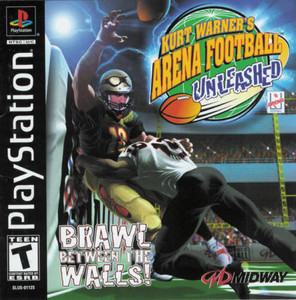 Kurt Warner's Arena Football Unleashed - PS1 Game