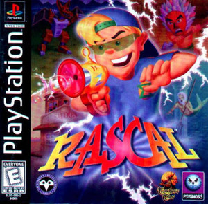 Complete Rascal - PS1 Game