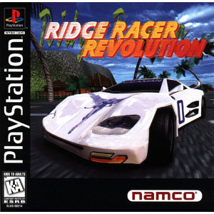 Ridge Racer Revolution Video Game for Sony PlayStation 1
