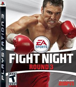 Fight Night Round 3 - PS3 Game