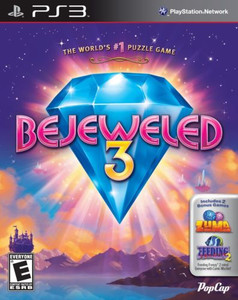 Bejeweled 3 - PS3 Game