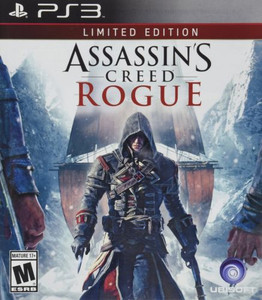 Assassin's Creed Rogue Limited Edition - PS3 Game