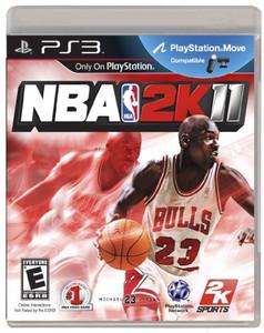 NBA 2K11 - PS3 Game
