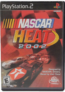 NASCAR Heat 2002 - PS2 Game