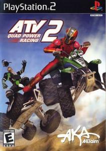 ATV Quad Power Racing 2 - PS2 Game