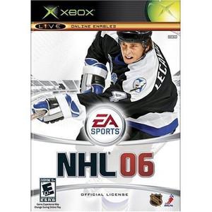 NHL 06 - Xbox Games