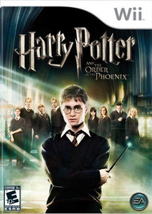 Harry Potter and the Order of the Phoenix - Wii Game