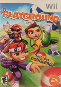 Playground - Wii Game