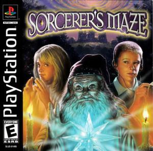 Sorcerer's Maze - PS1 Game