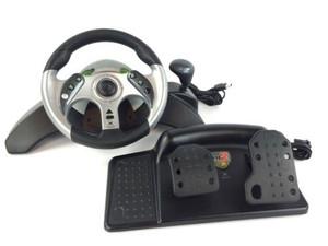 Mad Catz Steering Wheel Set MC2 - Xbox