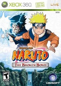 Naruto the Broken Bond - Xbox 360 Game