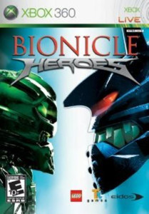 Bionicle Heroes - Xbox 360 Game