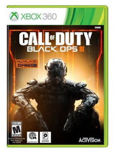 New Call of Duty Black Ops III - Xbox 360 Game