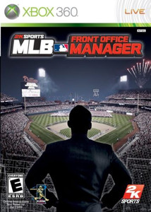 MLB Front Office Manager - Xbox 360 Game
