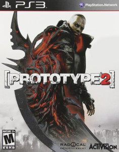 Prototype 2 - PS3 Game