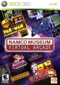 Namco Museum Virtual Arcade - Xbox 360 Game