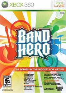 Band Hero - Xbox 360 Game