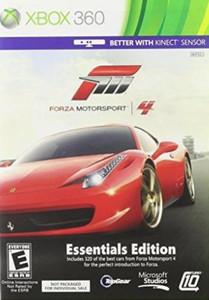 Forza Motorsport 4 Essentials Edition - Xbox 360 Game
