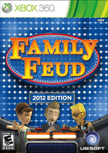 Family Feud 2012 Edition - Xbox 360 Game