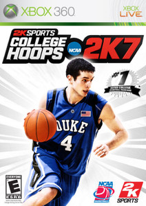 College Hoops 2K7 - Xbox 360 Game