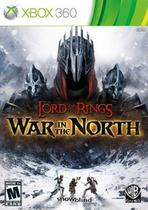 Lord of the Rings War in the North - Xbox 360 Game