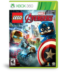 Lego Marvel Avengers - Xbox 360 Game