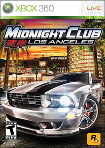 Midnight Club LA Complete Edition - 360 Game