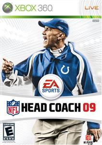 NFL Head Coach 09 - Xbox 360 Game