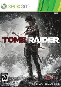 Tomb Raider - Xbox 360 Game