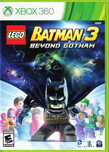 Lego Batman 3: Beyond Gotham - Xbox 360 Game