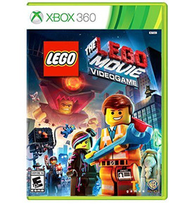 Lego Movie Videogame - Xbox 360 Game