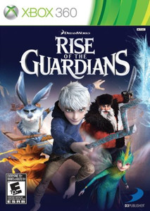 Rise of the Guardians - Xbox 360 Game